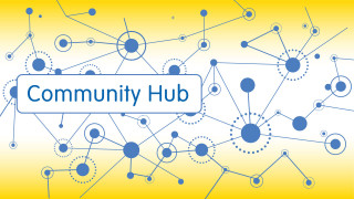 Community Hub Banner